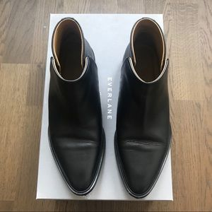 Everlane Modern Ankle Boots with box